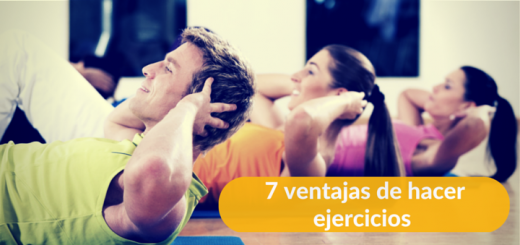 ventajas de hacer ejercicios