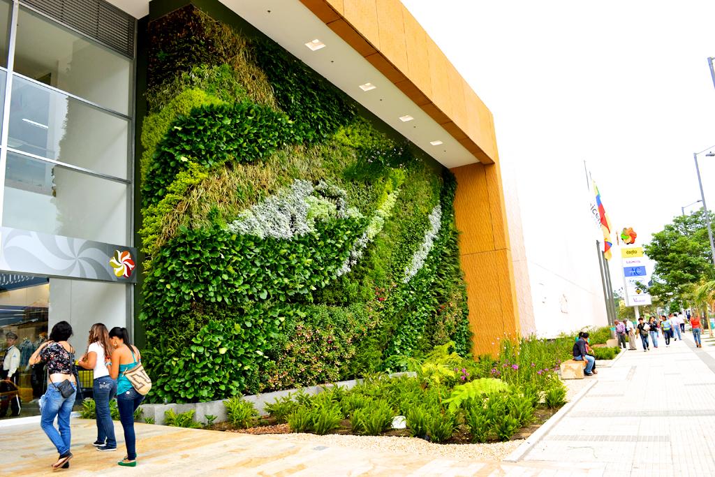 La arquitectura verde y sus beneficios ciudaris for Paisajismo vertical