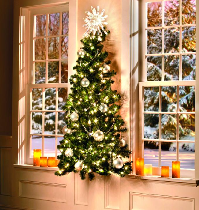 decorar departamentos navidad