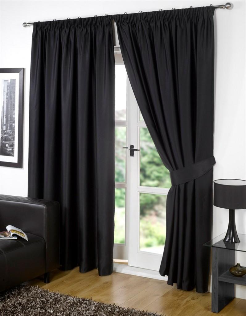 Blackout-curtain-Black