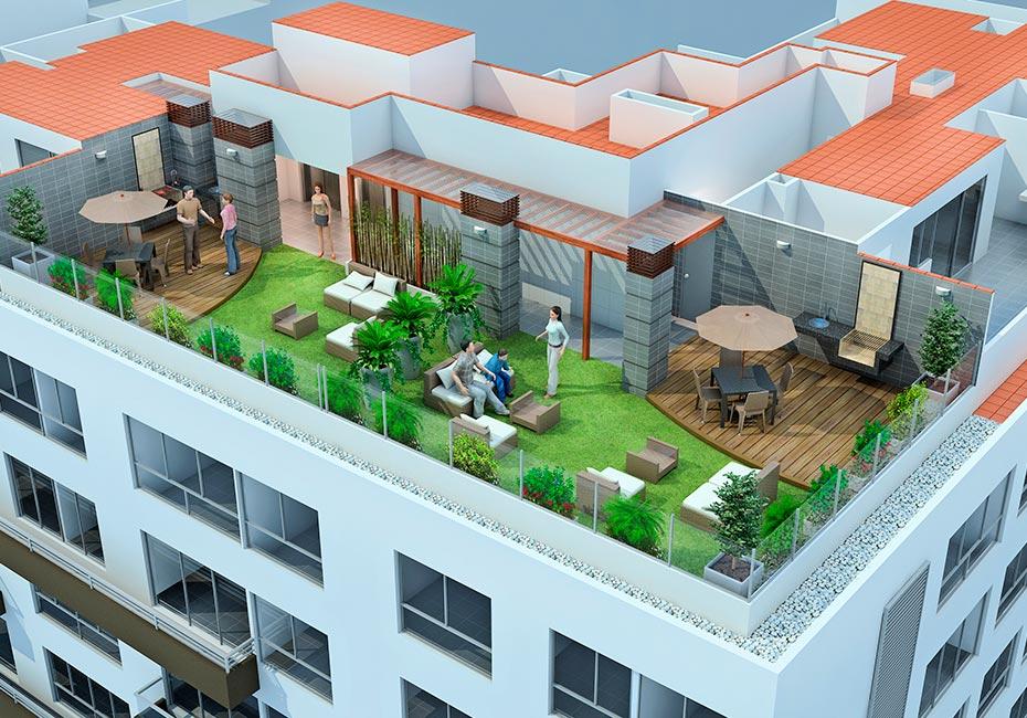 Ciudaris inmobiliaria departamento nuevo