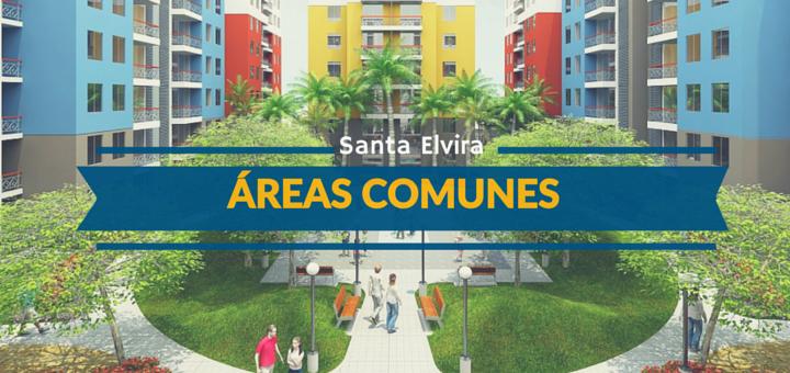 Residencial Santa Elvira y sus áreas comunes ofrecen confort y calidad