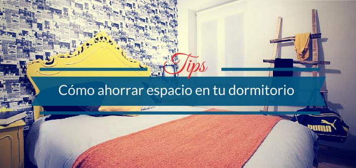 Catorce consejos para ahorrar espacio en tu dormitorio - Como lucir una pared ...