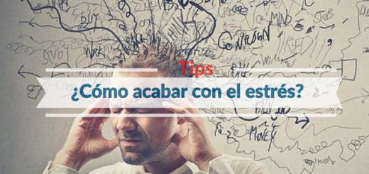 Consejos Ciudaris: 10 pasos para eliminar el estrés