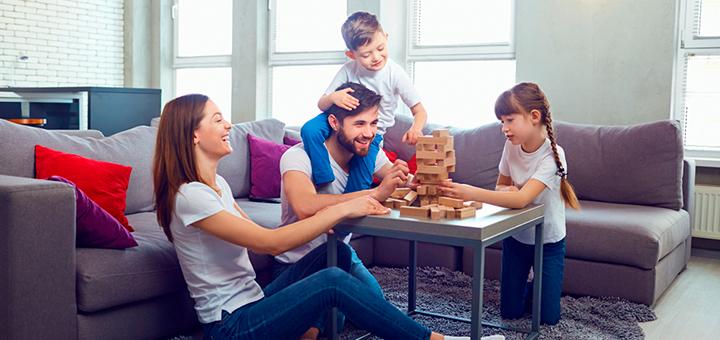 actividades realizar familia dentro departamento