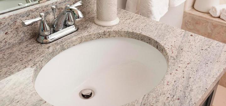 departamento nuevo con baño de granito