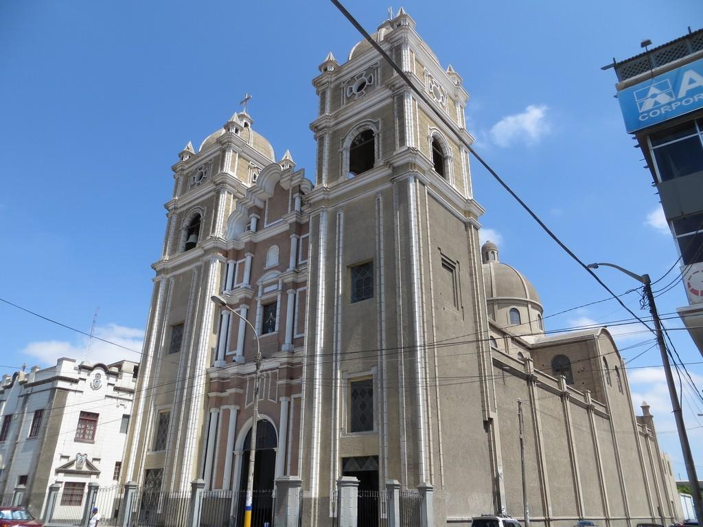 Basílica de San Antonio, Chiclayo