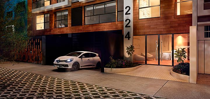 beneficios tener estacionamiento edificio