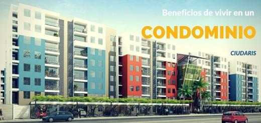 Departamentos: beneficios de vivir en un condominio