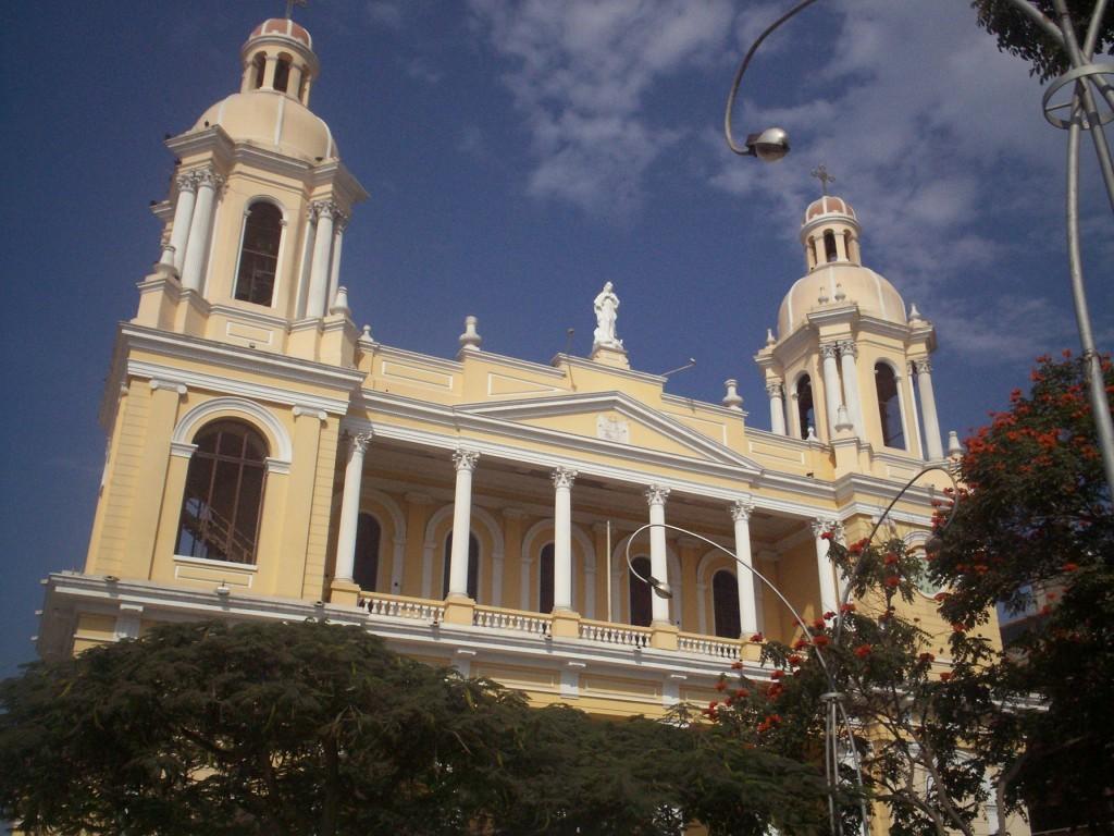 Catedral de Chiclayo, Proyecto Santa Elvira