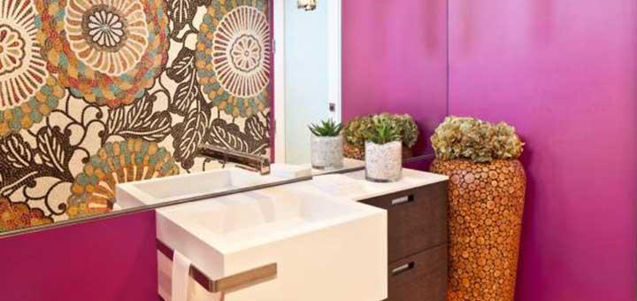 Ciudaris promueve baños coloridos