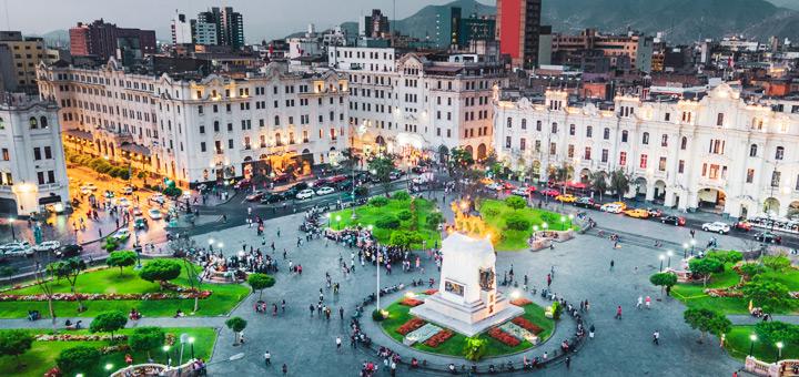 departamentos en Lima