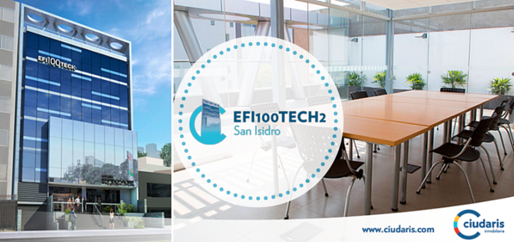 oficinas en venta proyecto ciudaris efi100tech2 san isidro