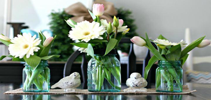Ciudaris presenta decoración primaveral