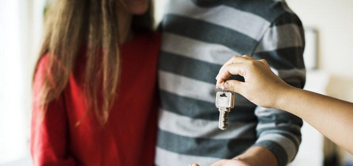 Entrega las llaves al culminar el contrato