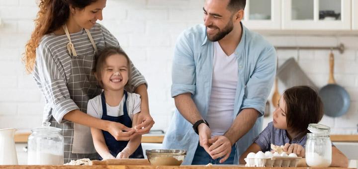 cocina niños