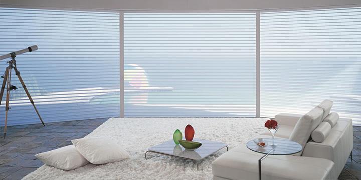 Tipos de cortinas para un nuevo departamento ciudaris for Cortinas para departamento