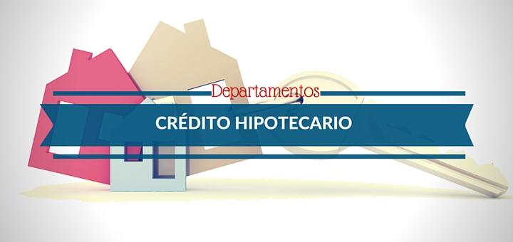 Departamentos: ¿qué debo saber al solicitar un crédito hipotecario?