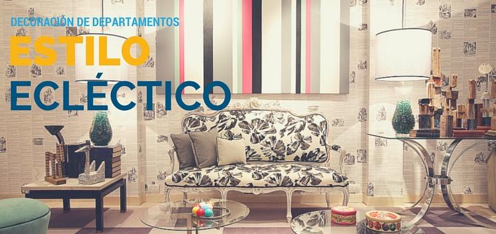Decora tu departamento con un estilo libre y personalizado for Decoracion interiores departamentos
