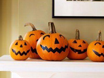 excelentes decoraciones de halloween para tu departamento - Decoraciones De Halloween