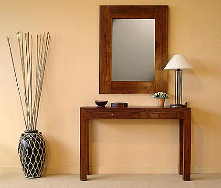 Dale estilo al recibidor de tu nuevo departamento ciudaris - Como decorar un recibidor moderno ...