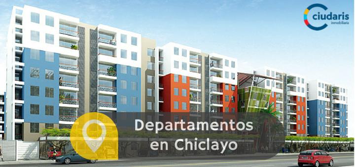 Departamentos en Chiclayo