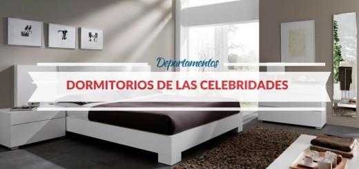 7 Dormitorios de las celebridades que te servirán de guía de decoración