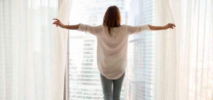 elegir cortinas decorar casa