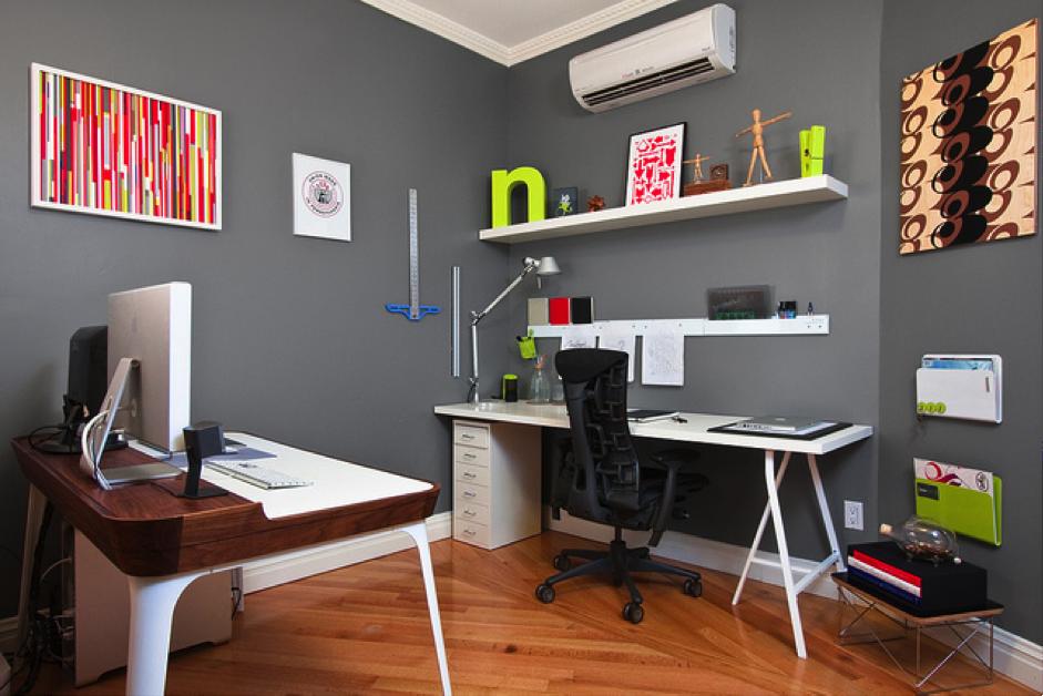 5 Errores que todos cometen al decorar su oficina