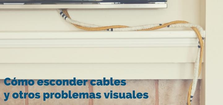 esconder cables departamento de chiclayo