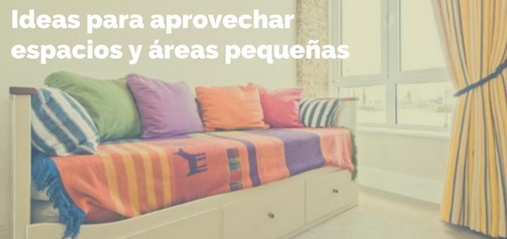Ideas para aprovechar espacios y reas peque as ciudaris - Aprovechar espacio habitacion pequena ...