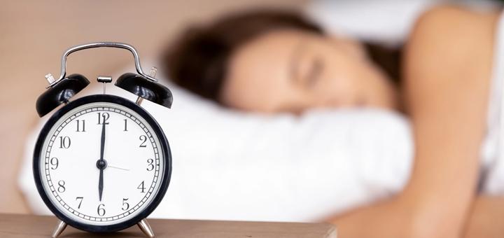 hora dormir