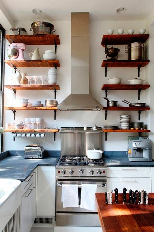 Mandamientos para mantener tus espacios pequeños bien organizados