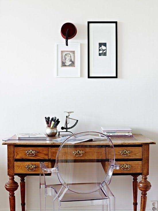 Decora tu departamento nuevo al estilo vintage ciudaris for Escritorios de estilo nuevos