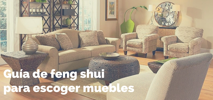 Gu a de feng shui para escoger muebles blog de ciudaris for Como eliminar el desorden con el feng shui