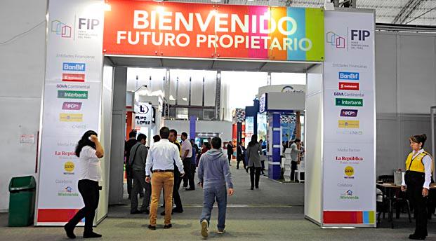 Feria Inmobiliaria del Perú FIP 2016 del 21 al 24 de abril 2