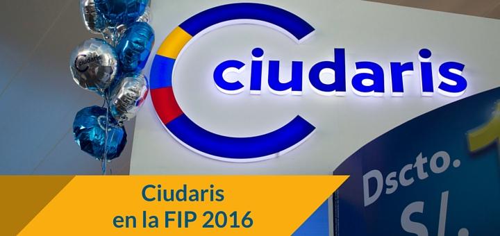 La inmobiliaria Ciudaris presente en la Feria Inmobiliaria del Perú 2016 1