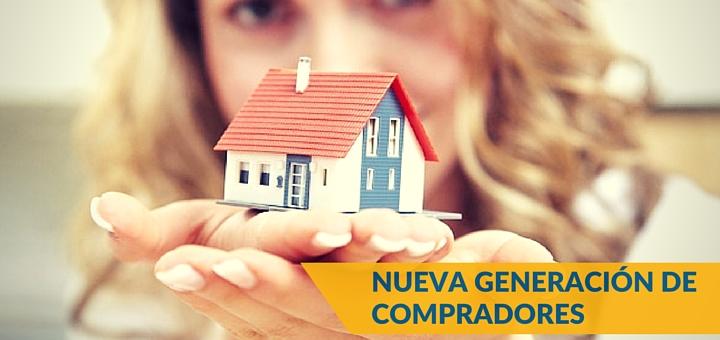 ¿Cómo será la nueva generación de compradores de vivienda?