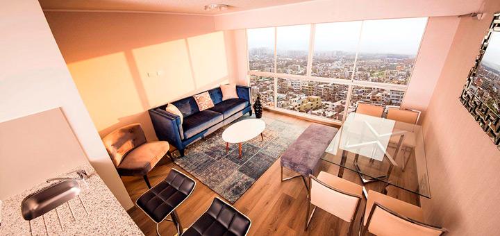habitaciones de tu departamento nuevo en espacios acogedores accesorios
