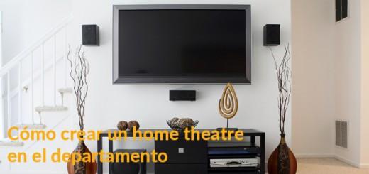home theatre departamento venta san miguel