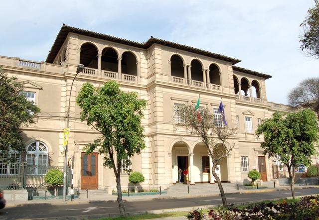 Compre un departamento en el parque de la reserva for Instituto italiano de cultura madrid