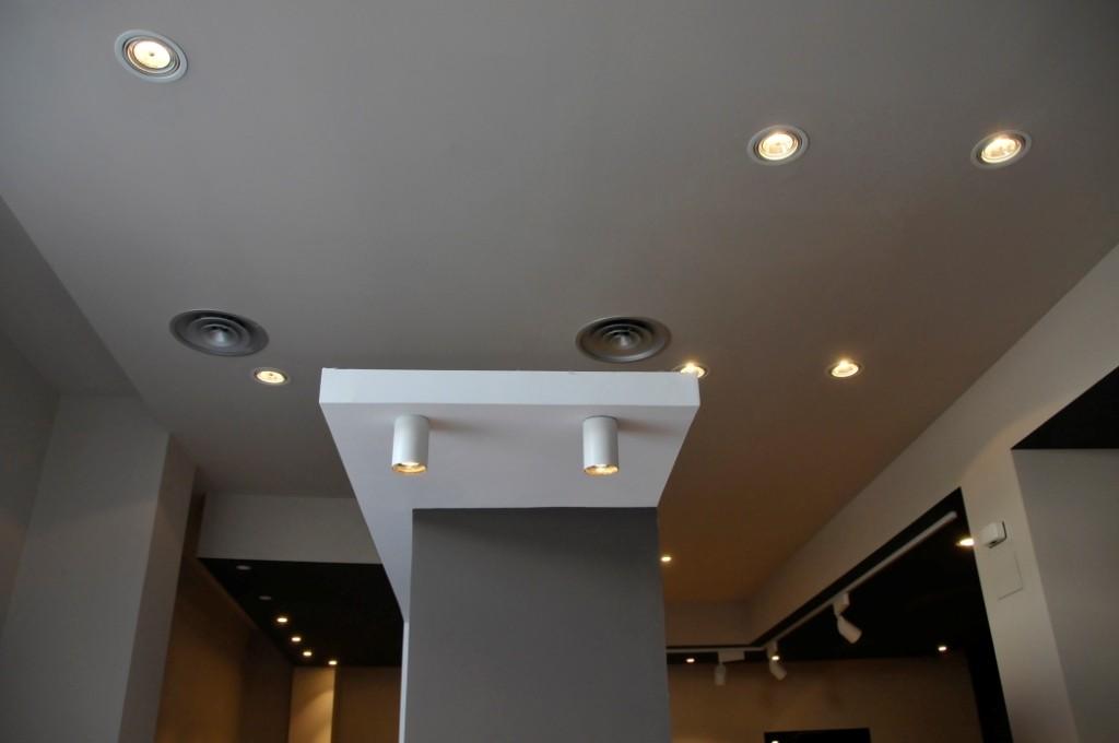 4 beneficios de instalar luces con sensores de movimiento for Iluminacion para peluquerias