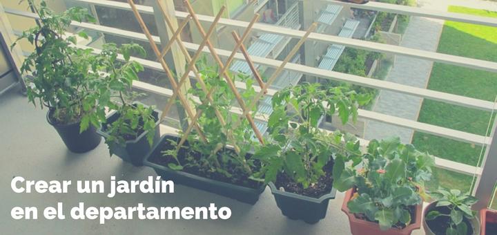 jardin en el departamento departamentos venta jesus maria