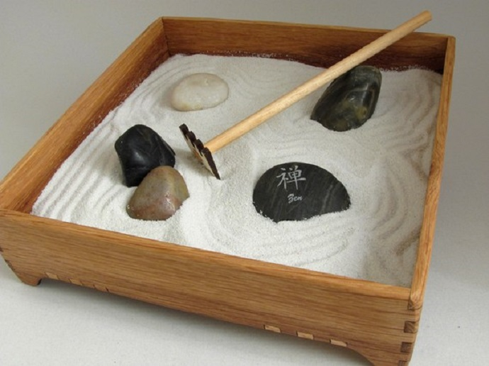 Liberpark san miguel hacer tu propio jard n zen en casa - Para que sirve un jardin zen ...