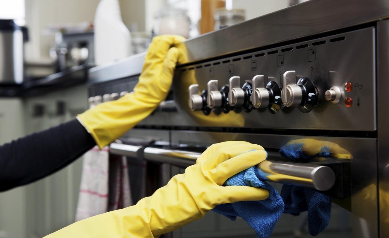 C mo limpiar un departamento de forma r pida y eficiente for Manual de cocina industrial