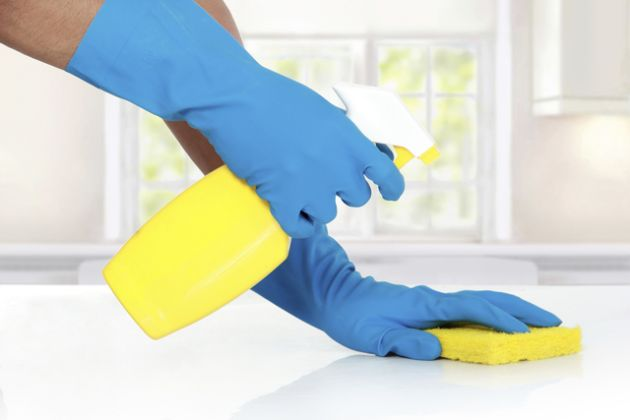 C mo limpiar un departamento de forma r pida y eficiente - Productos para limpiar azulejos ...