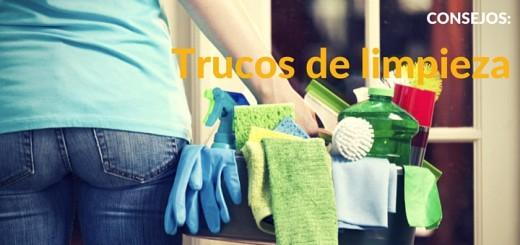 8 Trucos sencillos de limpieza para departementos