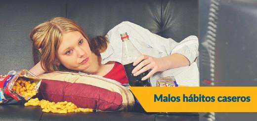8 Malos hábitos caseros que debemos cambiar
