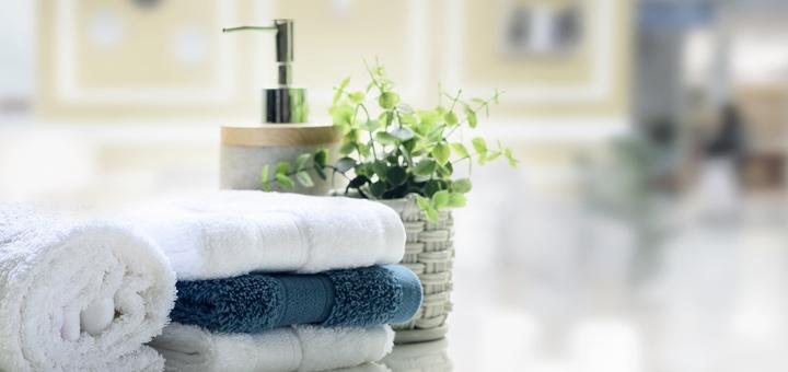 toallas limpias