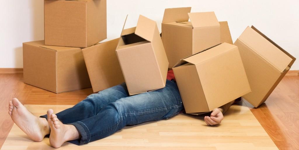 ¿Cómo mudarte a tu nuevo departamento sin gastar mucho dinero?
